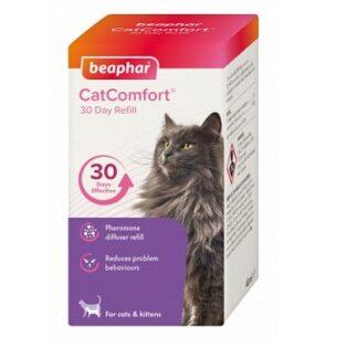 Пълнител за дифузер BEAPHAR CATCOMFORT 30 DAY REFILL, 48 ml