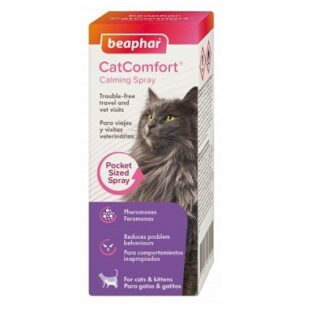 Успокояващ спрей BEAPHAR CATCOMFORT CALMING SPRAY, 30 ml