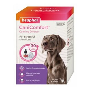 Успокояващ дифузер BEAPHAR CANICOMFORT CALMING DIFFUSER, 48 ml