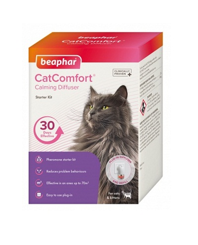 Успокояващ дифузер BEAPHAR CATCOMFORT CALMING DIFFUSER, 48 ml