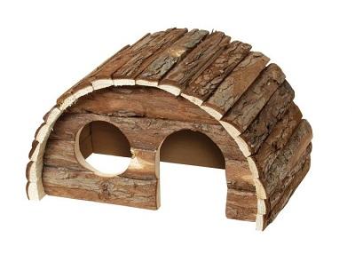 Дървена къща за гризачи KARLIE BEN