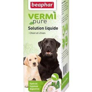 Билков сироп срещу вътрешни паразити BEAPHAR VERMIPURE , 50 ml