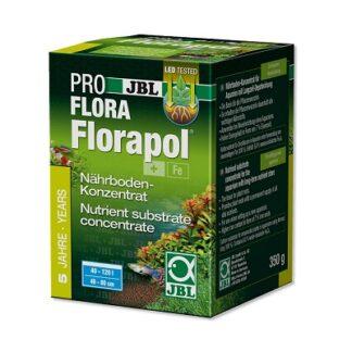 Концентриран субстрат с продължително освобождаване на хранителните вещества JBL PROFLORA FLORAPOL, 350 g