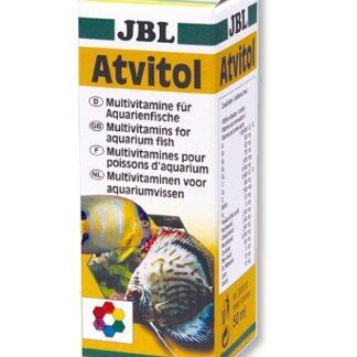 Мултивитамини за рибки JBL ATVITOL