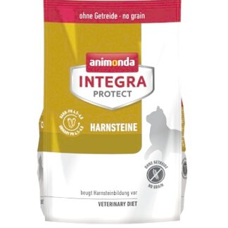 Суха храна INTEGRA PROTECT HARNSTEINE за котки с уринарни проблеми, 1.2 kg