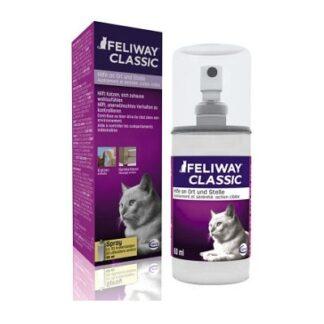 Успокояващ спрей с феромони FELIWAY CLASSIC SPRAY, 60 ml