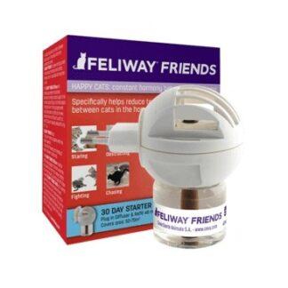Дифузер FELIWAY FRIENDS с феромони, пълнител, 48 ml