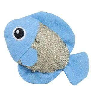 Играчка за котки флуоресцентна MPETS FISH