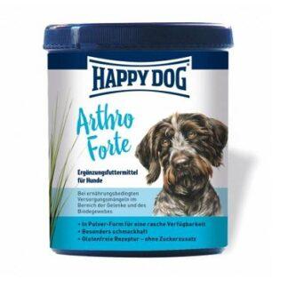 Добавка за стави HAPPY DOG ARTHRO FORTE за големи, активни и по-възрастни кучета, 700 g