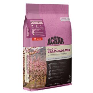 Суха храна ACANA SINGLES GRAS-FED LAMB за кучета над 12 м, с агнешко, 11.4 kg