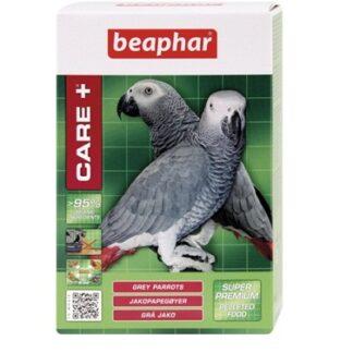 Храна за сиви папагали BEAPHAR CARE+ GREY PARROTS, 1 kg