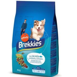 Суха храна BREKKIES DOG MIX FISH за кучета над 12 м, риба 20 kg