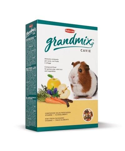 Храна за морски свинчета PADOVAN GRANDMIX CAVIE, 850 g