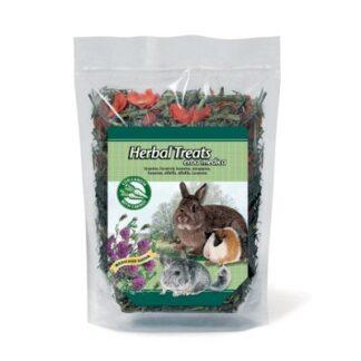 Деликатесно сено PADOVAN HERBAL TREATS ERBA MEDICA, люцерна и моркови, 270 g