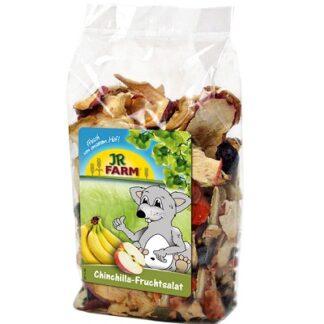 Плодова салата JR FARM CHINCHILLAS FRUIT SALAD за чинчили, 125 g