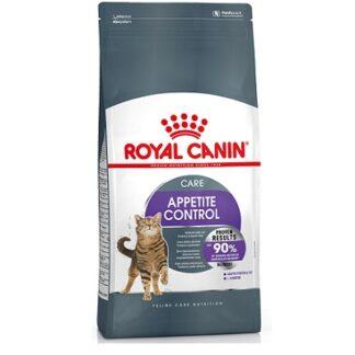 Суха храна ROYAL CANIN APPETITE CONTROL кастрирани котки над 12 м, контролиране поведение на просене