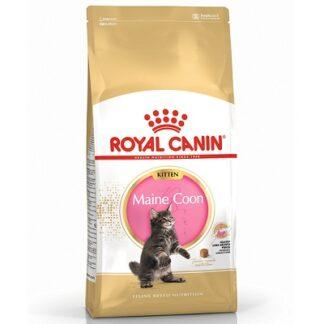 Суха храна ROYAL CANIN MAINE COON KITTEN за котенца от породата Мейнкуун до 15 м, 2 kg